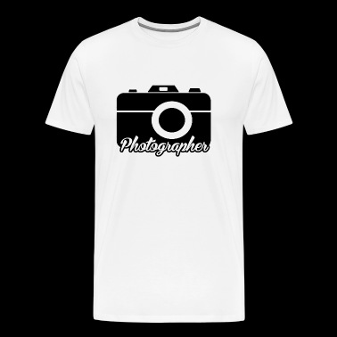 Photographer - photographer - Men's Premium T-Shirt