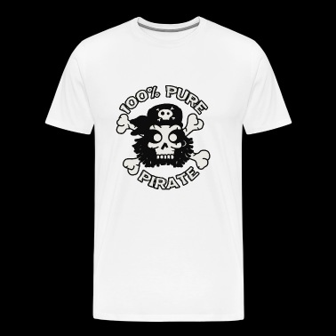 Pure pirate - Pure Pirate - Men's Premium T-Shirt