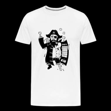 Piracy - Piracy - Men's Premium T-Shirt