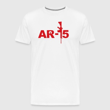AR 15 - Men's Premium T-Shirt