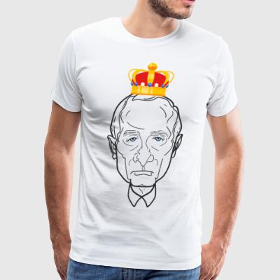 Mini Crown Putin - Men's Premium T-Shirt