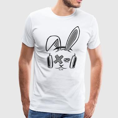 Gray Hare - Men's Premium T-Shirt
