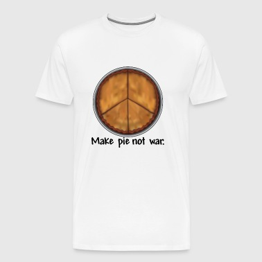 Pie Symbol - Men's Premium T-Shirt