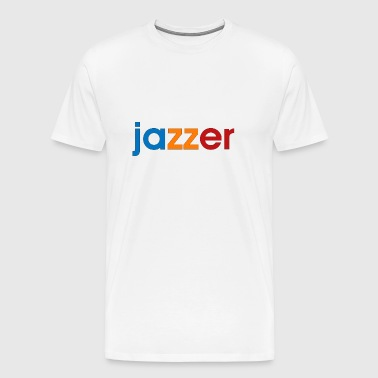 Colorful jazzer - Men's Premium T-Shirt