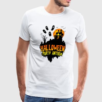 HALLOWEEN PARTY ANTHEM - Men's Premium T-Shirt