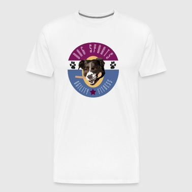 Dog Sports - Men's Premium T-Shirt
