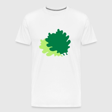 oak leaf - Men's Premium T-Shirt