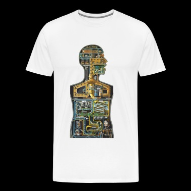 building blocks - Men's Premium T-Shirt