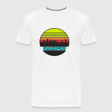 Frankfurt Germany - Men's Premium T-Shirt
