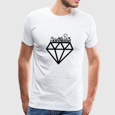 New Design Diamond City Best Seller - Men's Premium T-Shirt