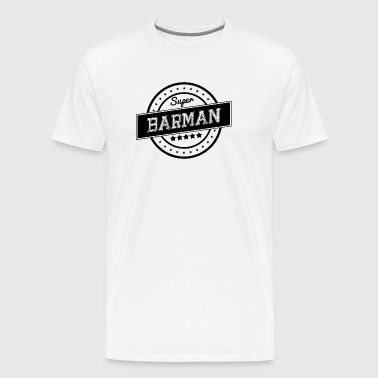 Super barman - Men's Premium T-Shirt