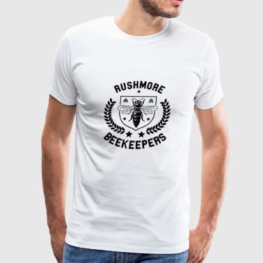 rushmore beekeepers - Men's Premium T-Shirt