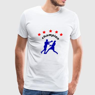 champion hd - Men's Premium T-Shirt