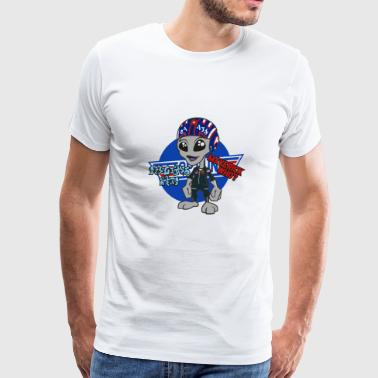 Maverick Who? - Men's Premium T-Shirt