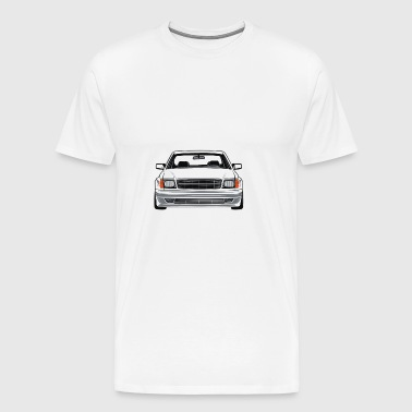 W126 Coupe - Men's Premium T-Shirt