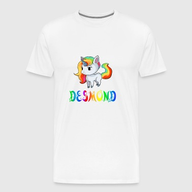 Desmond Unicorn - Men's Premium T-Shirt