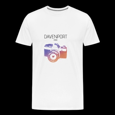 Camera Davenport - Men's Premium T-Shirt
