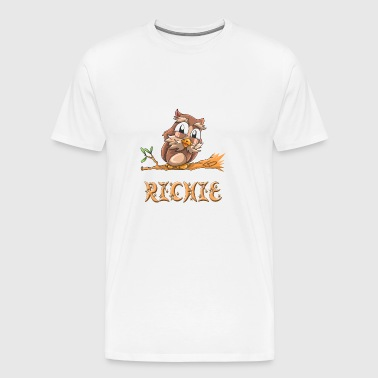 Richie Owl - Men's Premium T-Shirt