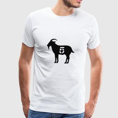 Goat 5 - Men's Premium T-Shirt