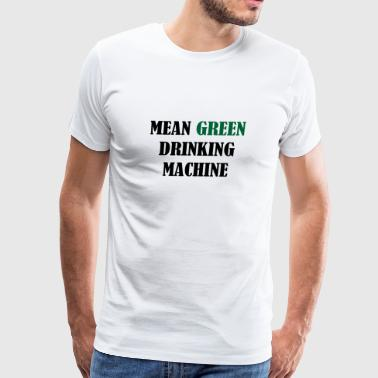 Mean Green - Men's Premium T-Shirt