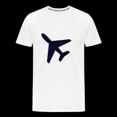 Airport - Men's Premium T-Shirt