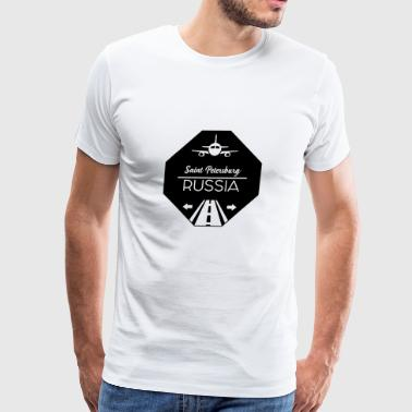 Saint Petersburg Russia - Men's Premium T-Shirt