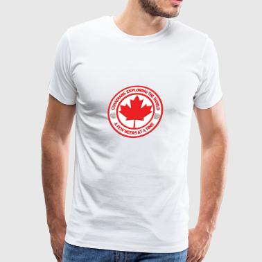 Canadians - Men's Premium T-Shirt