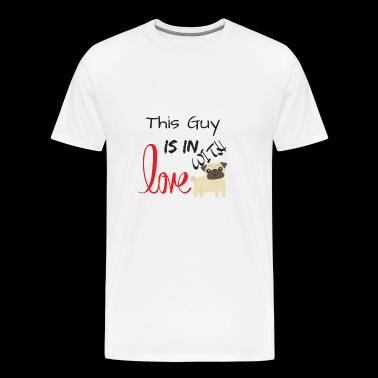 This Guy Love - Men's Premium T-Shirt