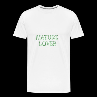 Natur lover Gift idea - Men's Premium T-Shirt