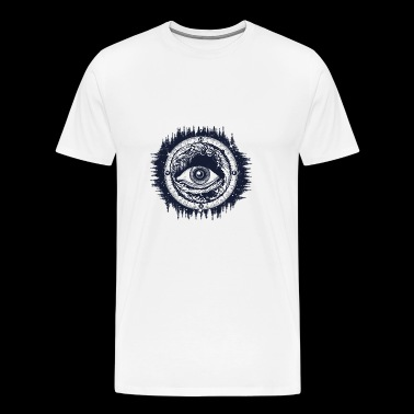 I Can see - Men's Premium T-Shirt
