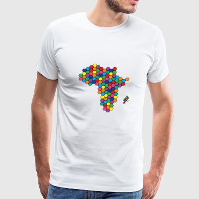 Hexafrik - Men's Premium T-Shirt