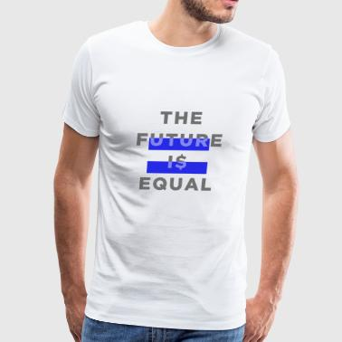 the future - Men's Premium T-Shirt