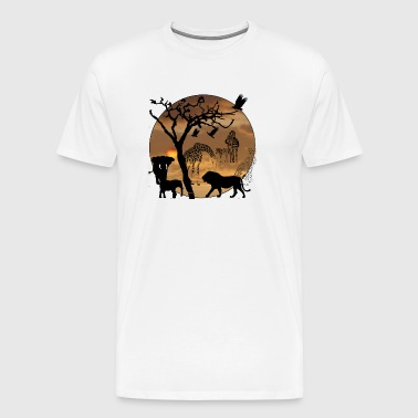safari - Men's Premium T-Shirt