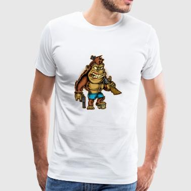 Killer Kong - Men's Premium T-Shirt