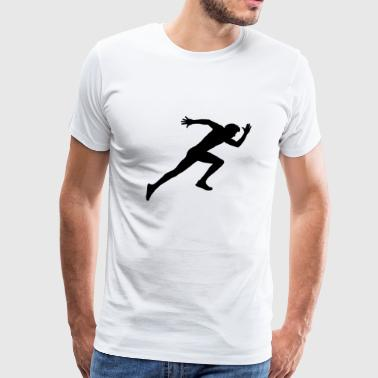 Sport Gift idea Athletic Gift ideas - Men's Premium T-Shirt