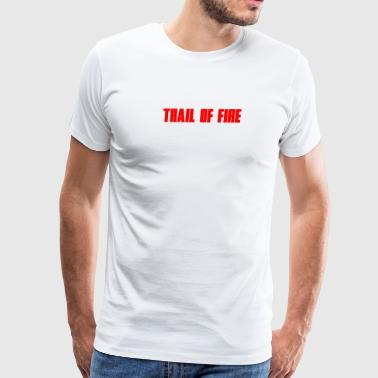 A TRAIL - Men's Premium T-Shirt