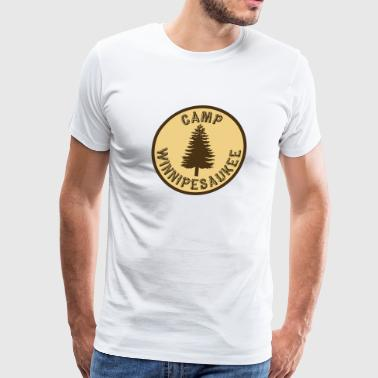 Camp Winnipesaukee Shirt - Men's Premium T-Shirt