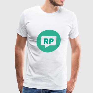 Anime Roleplay Chat - Men's Premium T-Shirt