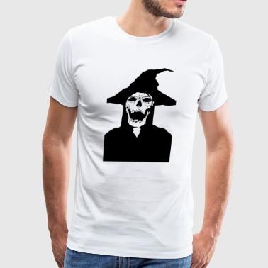 Dead witch - Men's Premium T-Shirt