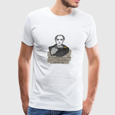 Julius Caesar - Men's Premium T-Shirt