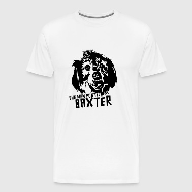 baxter anchorman - Men's Premium T-Shirt