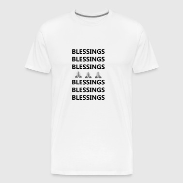 Blessings on Blessings - Men's Premium T-Shirt