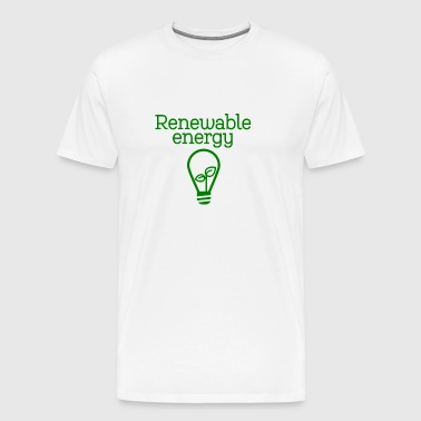 renewable energy - Men's Premium T-Shirt