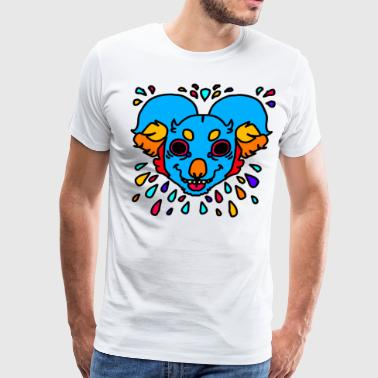 koala acid - Men's Premium T-Shirt