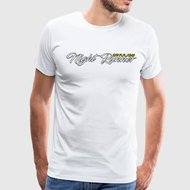 Night Runner JDM - Men's Premium T-Shirt