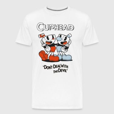 CUPHEAD - Men's Premium T-Shirt