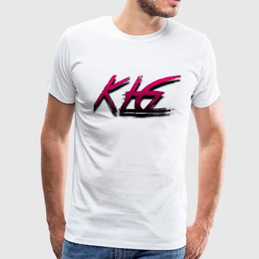 KLG Special Edition Gaming T - Men's Premium T-Shirt
