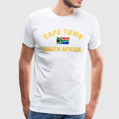 Cape Town South Africa tshirt - Men's Premium T-Shirt