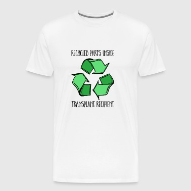 ORGAN DONOR SHIRT - Men's Premium T-Shirt