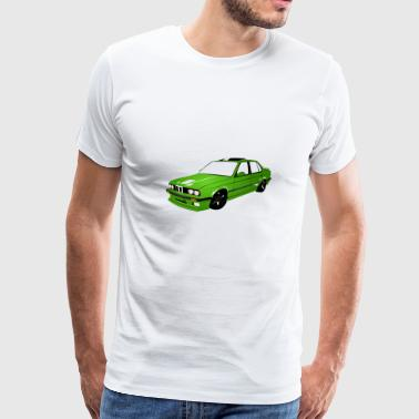 BMW M3 e30 - Men's Premium T-Shirt